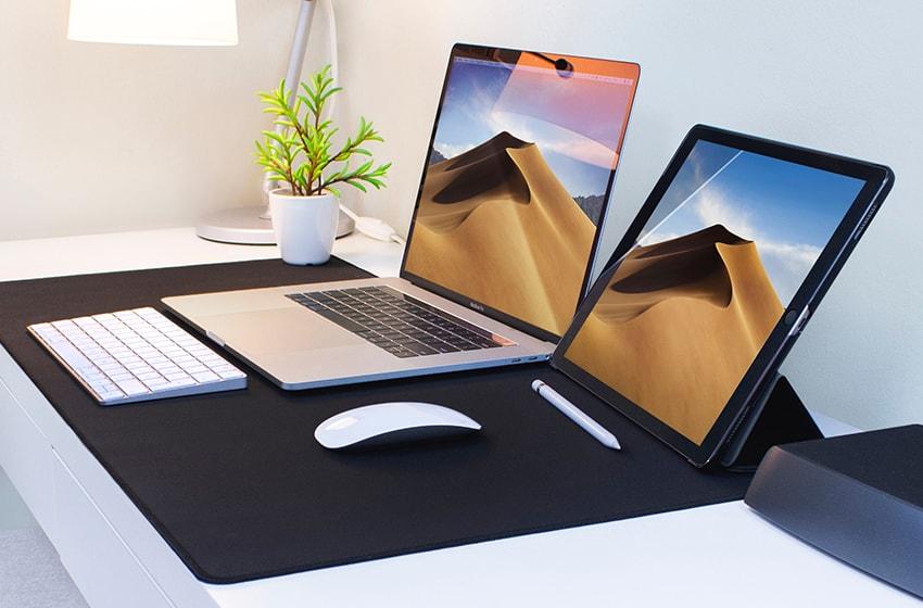 Laptop màn hình cảm ứng gập 360 độ VS Máy tính bảng bàn phím rời: Cuộc chiến ngày càng ngay cấn
