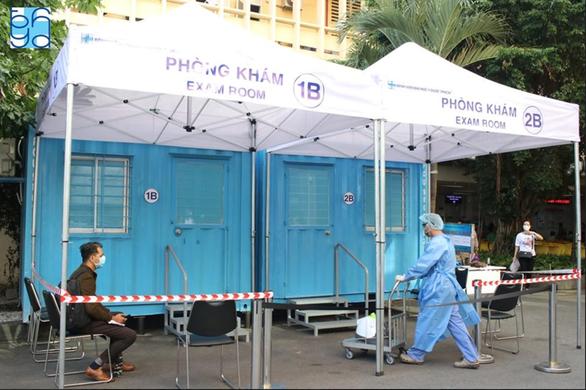 Từ 23-4, phòng khám tư nhân ở TP.HCM hoạt động lại, tuân thủ tiêu chí chống dịch