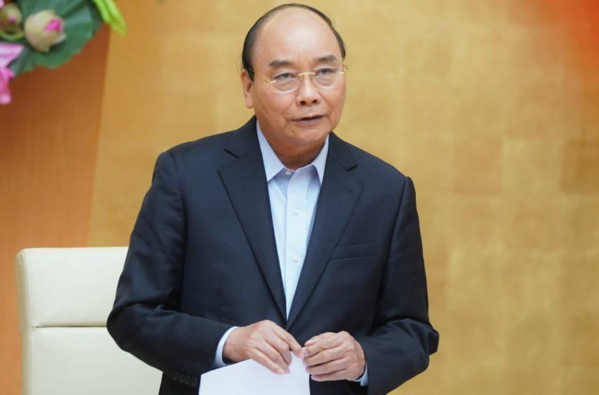 Thủ tướng ban hành chỉ thị 19: Vẫn đóng hàng quán không thiết yếu, giãn học sinh trong phòng học