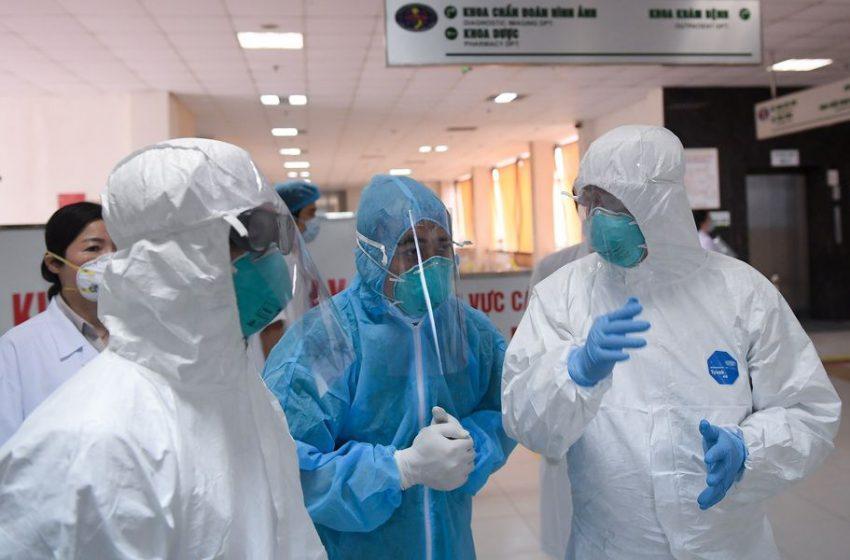 Thêm hai bệnh nhân TP HCM tái dương tính nCoV