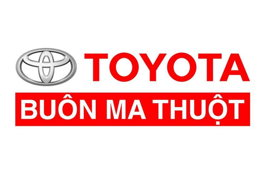 Toyota Buôn Ma Thuột tuyển dụng