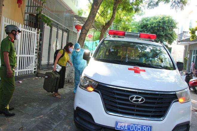 Nữ Điều Dưỡng Là BN 425 Ở Đà Nẵng Di Chuyển Cực Phức Tạp: Từng Ghé 3 Khách Sạn Và Nhà Hàng, Tiếp Xúc Với Nhiều Người Xung Quanh