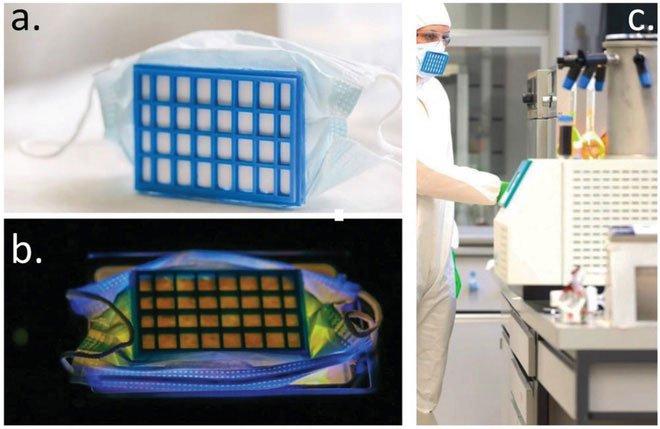 Khẩu trang y tế nano: Không chỉ chặn mà còn tiêu diệt được mọi mầm bệnh và tái sử dụng