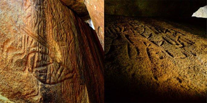 """Bí ẩn di chỉ tộc người 5.500 tuổi ở """"Núi Người Ngoài Hành Tinh"""""""