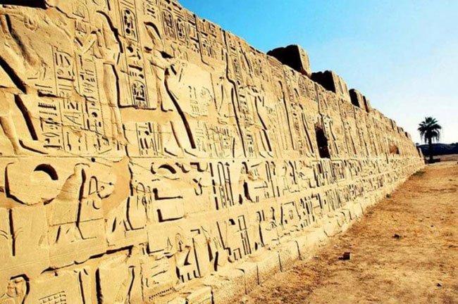 Bí ẩn Hieroglyph – Chữ tượng hình Ai Cập cổ đại mệnh danh ngôn ngữ của thiên giới