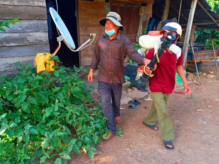 Đắk Lắk: Chưa hết dịch bạch hầu lại ghi nhận ca mắc bệnh truyền nhiễm cực kỳ nguy hiểm