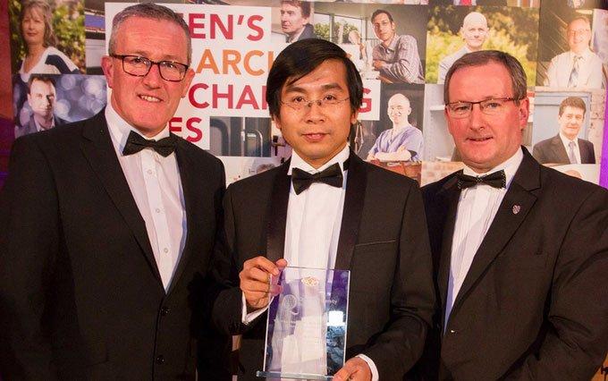 Nhà khoa học Việt làm Chủ tịch nghiên cứu mạng 6G tại Anh
