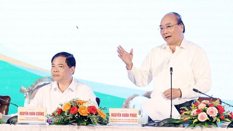 Thủ tướng Nguyễn Xuân Phúc đến Buôn Ma Thuột chủ trì Hội nghị phát triển cây mắc ca