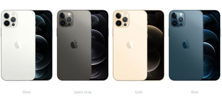 màu iphone