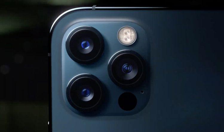 camera sau iPhone 12 Pro.