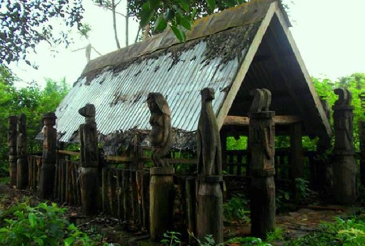 Bí ẩn làng ma ở Tây Nguyên