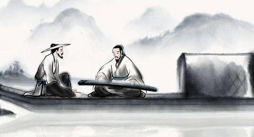 Tri âm (知 音), tri kỷ (知 己) và bạn (伴)