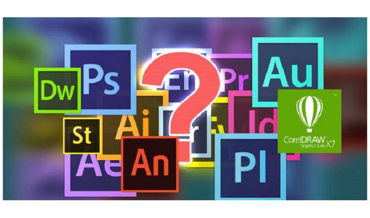 Top 6 phần mềm thiết kế đồ họa hàng đầu cho dân công nghệ