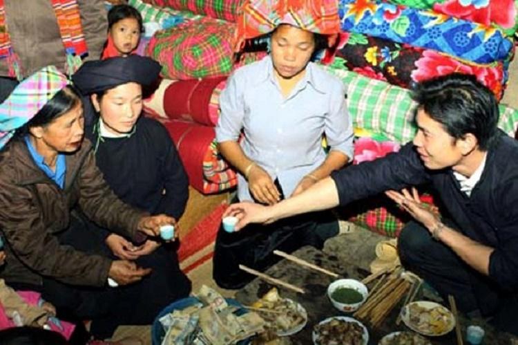 phong tục cưới hỏi kì lạ chỉ có ở Việt Nam