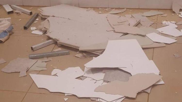Đắk Lắk: Sập trần bệnh viện ngàn tỉ, bệnh nhân một phen hú vía