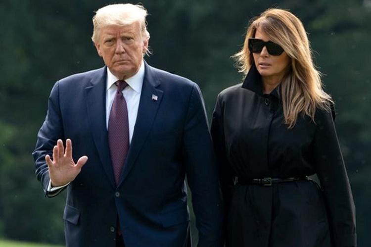 Nóng: Tổng thống Donald Trump dương tính Covid-19, thị trường chứng khoán lao đao