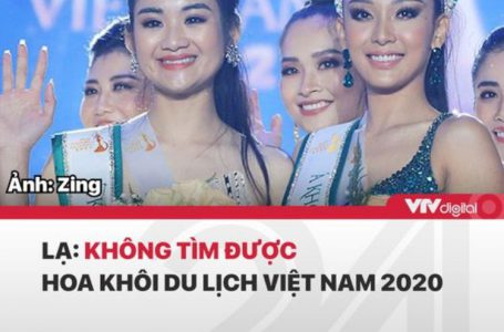 Không tìm được hoa hậu Việt Nam 2020