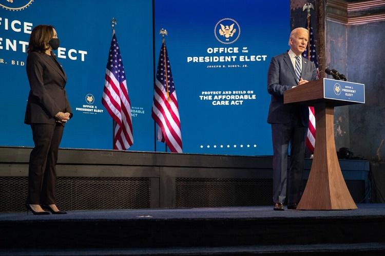 Tổng thống Mỹ đắc cử Joe Biden