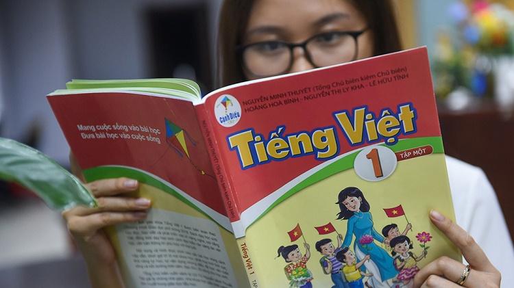 Chỉnh sửa SGK Tiếng Việt 1 bộ Cánh Diều: Làm cho có, đối phó dư luận?
