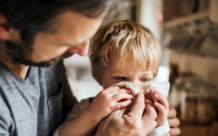 Bệnh cảm cúm ở trẻ em và các điều cần biết