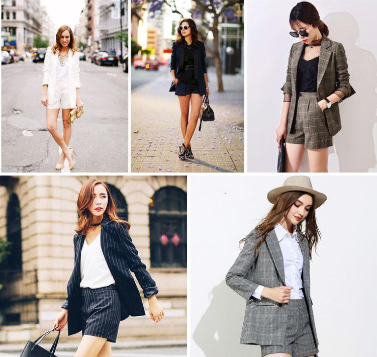 xu hướng thời trang nữ