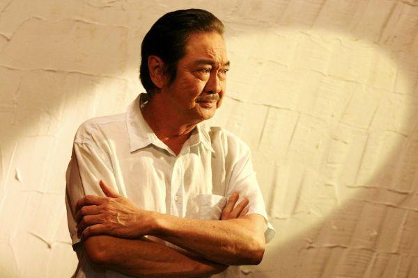 Diễn viên Nguyễn Chánh Tín