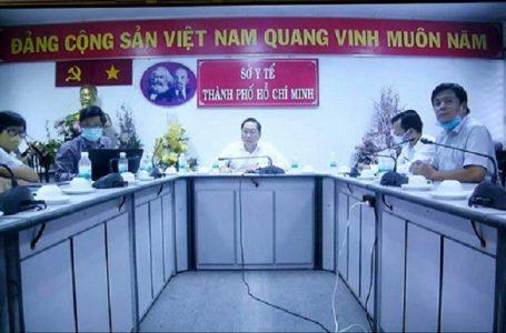 Bộ Y tế: Chưa coi BN1347 ở TP.HCM là ca lây trong cộng đồng, lo đợt dịch mới bùng lên