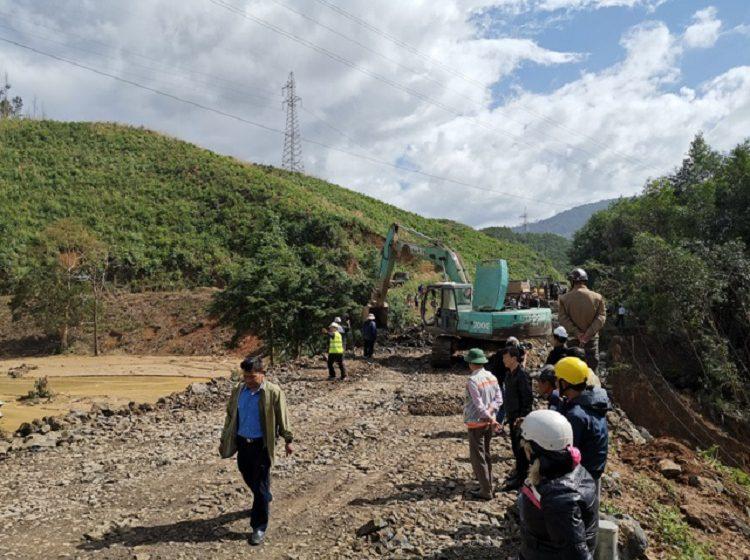 Quốc lộ 26 nối Đắk Lắk – Khánh Hòa lưu thông trở lại