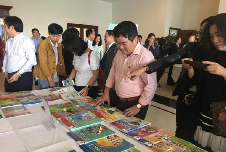 4 bộ SGK của NXB Giáo dục Việt Nam đều có 'sạn'
