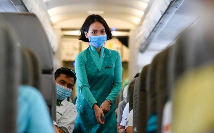 nhân viên vietnam airline