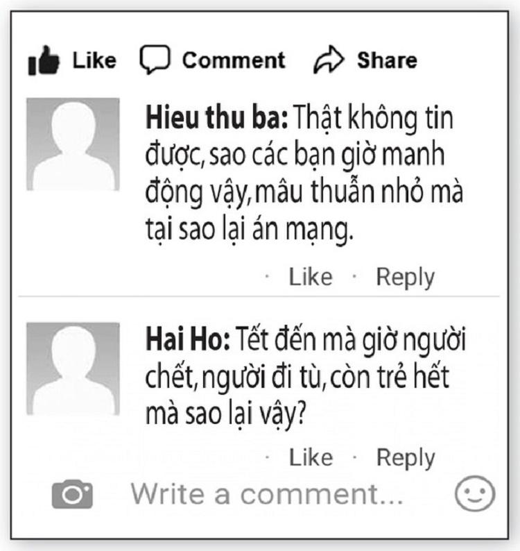 bình luận