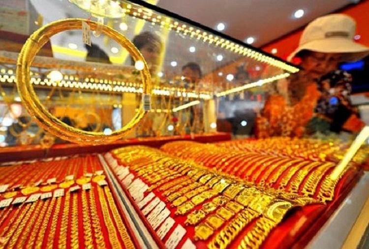 Giá vàng tiếp tục tăng kỷ lục