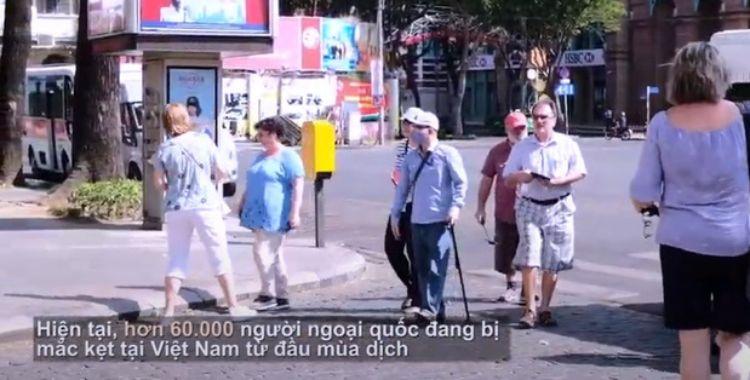 """Chuyện những người ngoại quốc """"mắc kẹt"""" ở Việt Nam do dịch Covid-19: Chúng tôi thấy mình cực kỳ may mắn!"""