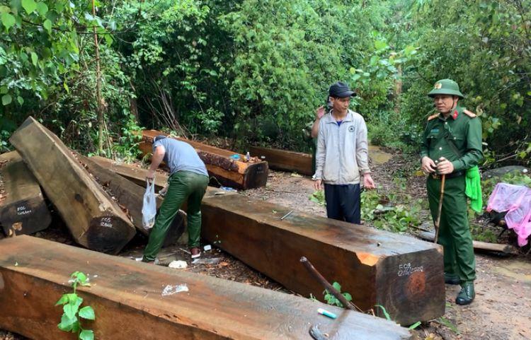 Đăk Lăk: Ngược đời lâm tặc tố kiểm lâm… tiếp tay phá rừng!