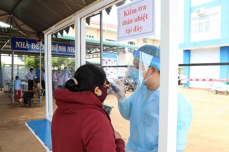Đăk Lăk triển khai phòng chống dịch bệnh trong dịp Tết nguyên đán 2021