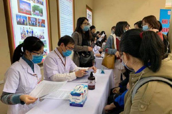 thử nghiệm vắc-xin covid tại việt nam