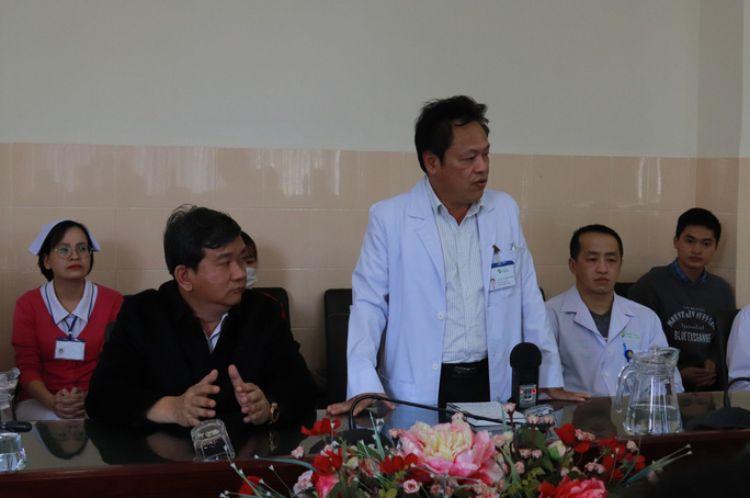 Bác sĩ Lê Đăng Trung