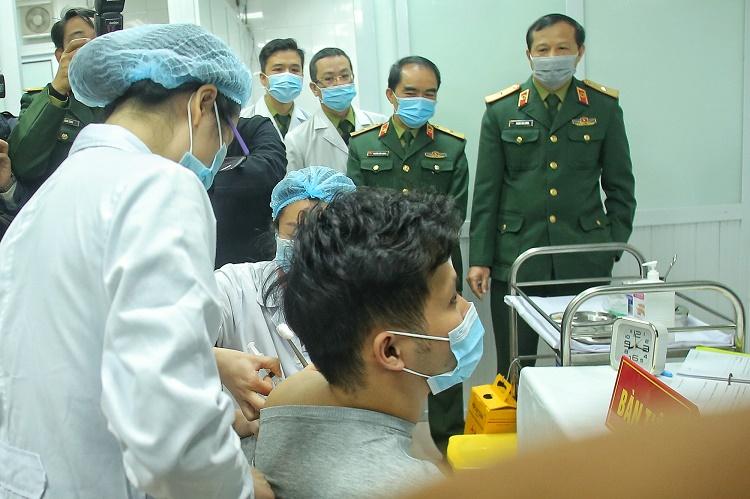 Tin vui: Vacxin Covid-19 của Việt Nam tạo kháng thể 4-20 lần