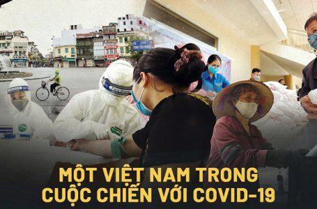 một năm chống dịch Covid-19 tại Việt Nam