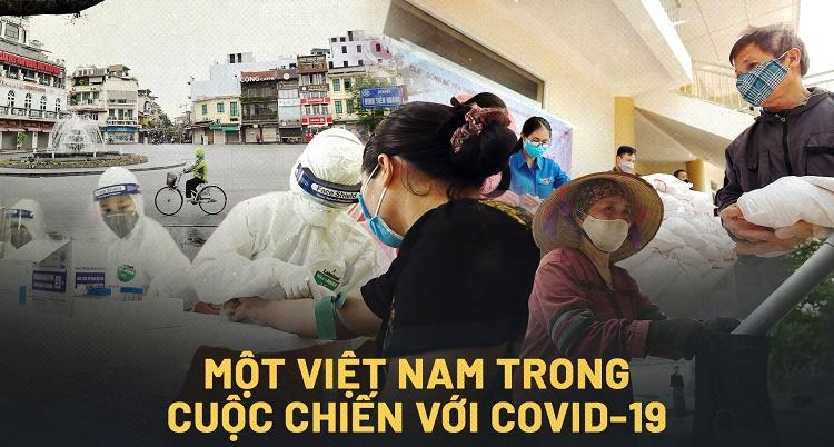Nhìn lại một năm chống dịch Covid-19 tại Việt Nam