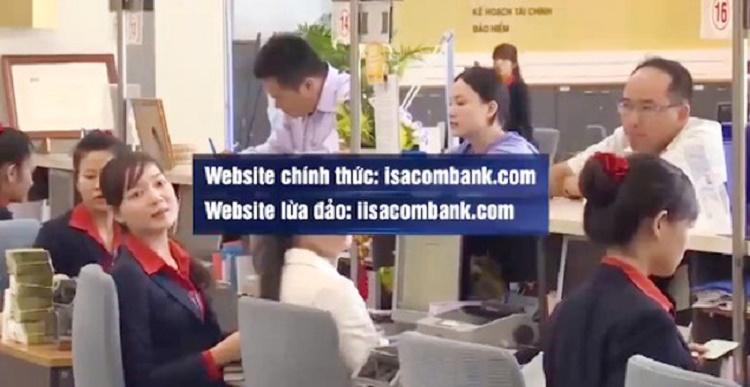 Website ngân hàng giả xuất hiện tràn lan, cảnh giác lừa đảo