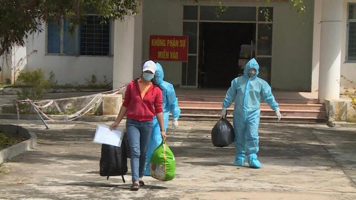 Bệnh nhân nhiễm Covid-19 ở Gia Lai đầu tiên được xuất viện