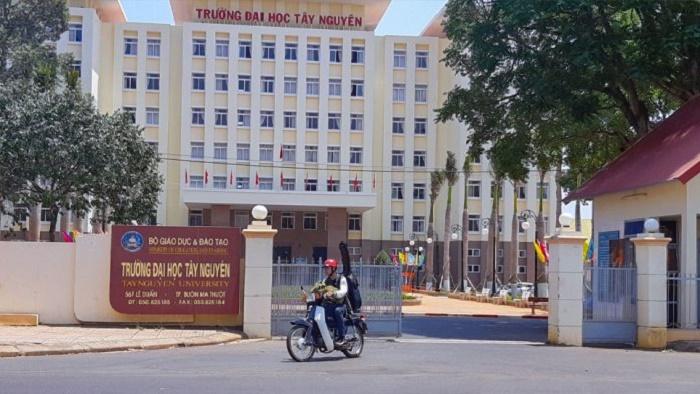 Trường Đại Học Tây Nguyên quyết định cho sinh viên học trực tuyến đến tháng 3