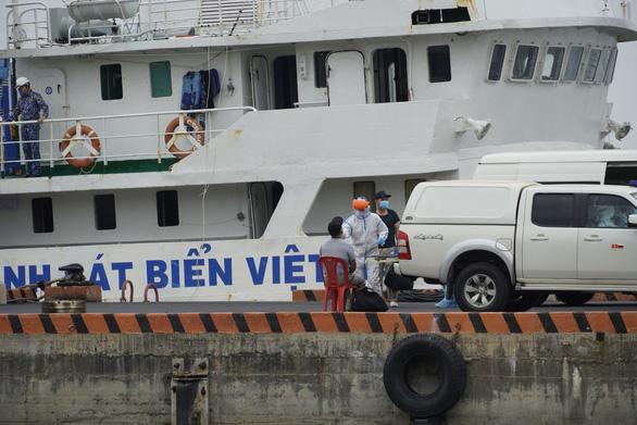Thủy thủ tàu Indonesia tử vong, Bà Rịa – Vũng Tàu xét nghiệm thấy 5 người dương tính COVID-19