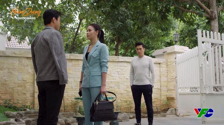"""Hướng dương ngược nắng – Tập 41: Kiên đứng im cho Minh sỉ vả, Hoàng lại ngẩn ngơ nghe """"vợ tương lai"""" chửi tơi bời"""