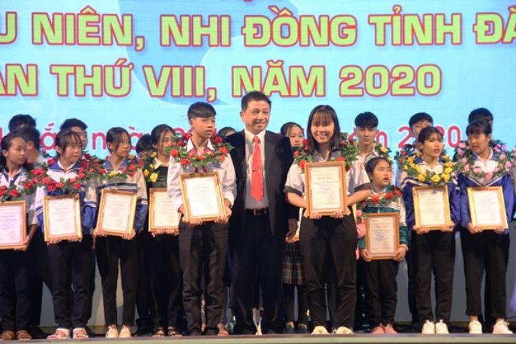 Cuộc thi sáng tạo dành cho thanh thiếu niên, nhi đồng tỉnh Đắk Lắk lần thứ 9