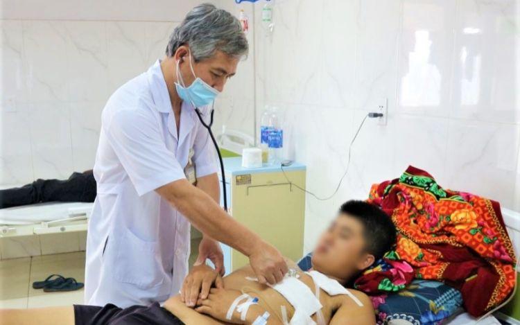 Đắk Lắk: Cứu sống bệnh nhân bị đâm thủng tim