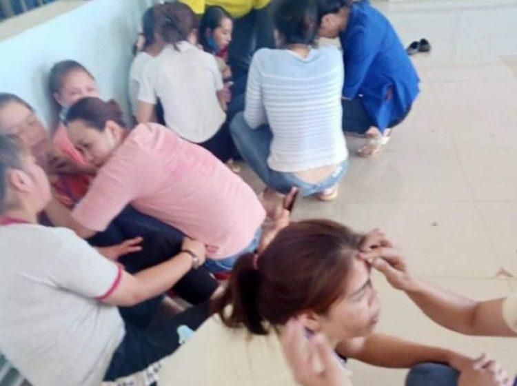 Đắk Lắk: Hàng chục công nhân nhập viện nghi do ngộ độc thực phẩm