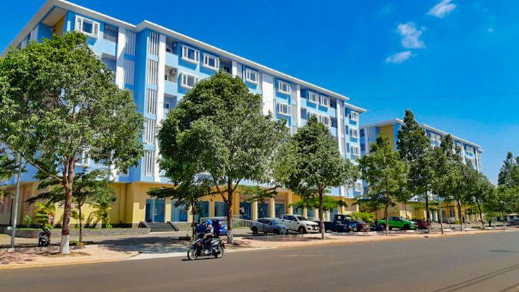 Đắk Lắk: Tạm dừng tiếp nhận hồ sơ đăng ký mua, thuê nhà ở xã hội