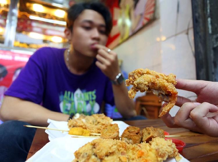 Người Việt ăn uống thiếu lành mạnh